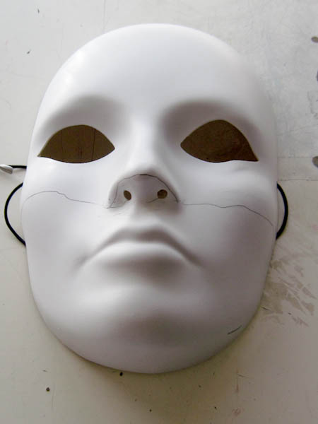 Full Face Masks Designs - Makeup Mask Ideas