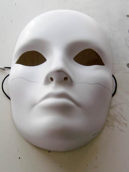 pretty masks the hard way manic designs